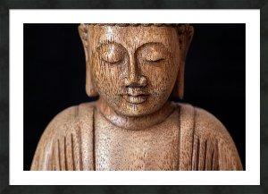 The Buddha: Wall Art Print - Horizontal