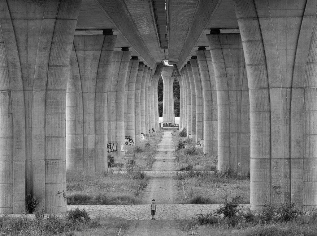 under the bridge minimalism