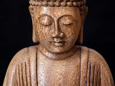 Minimalistický Fotoobraz - Buddha